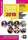 Toute l'actu 2018 - Concours & examens - Sujets et chiffres clefs de l'actualité 2019