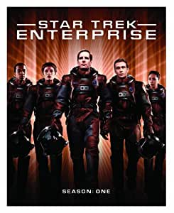 Star Trek: Enterprise - The Complete First Season [Blu-ray] [US Import]