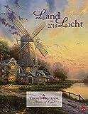 Land im Licht - Kalender 2018 - Thomas Kinkade