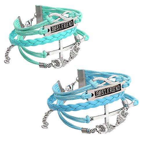 jovivi-2pc-vintage-multilayer-charm-infinity-love-best-friend-wish-wrap-cuff-bracelet-deep-bluelight