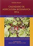 Calendario De Agricultura Biodinámica, 2016