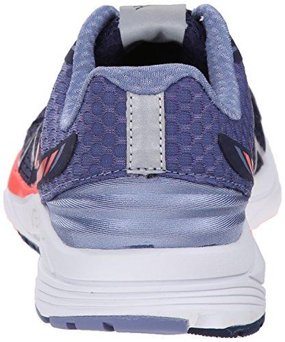 New Balance Women's Vazee Pace Running Shoe, Blue/Orange, 12 B US B0
