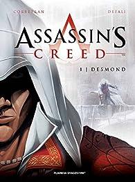 AssassinŽs Creed nº 01/03: Desmond par Eric Corbeyran