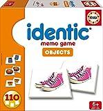Educa Juegos - Identic Objetos, 110 cartas, juego de mesa (16239)