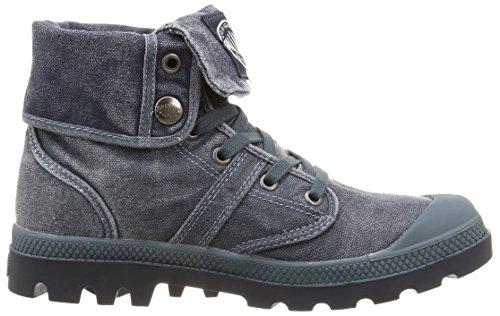 Palladium Baggy F 72666, Chaussures hautes femme Bleu (A43/Cosmos/Petrol)