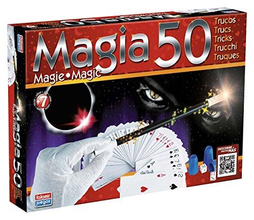 Falomir 646449 - Juego Magia 50 Trucos