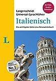 Produkt-Bild: Langenscheidt Universal-Sprachführer Italienisch - Buch inklusive E-Book zum Thema ?Essen & Trinken?: Die wichtigsten Sätze plus Reisewörterbuch