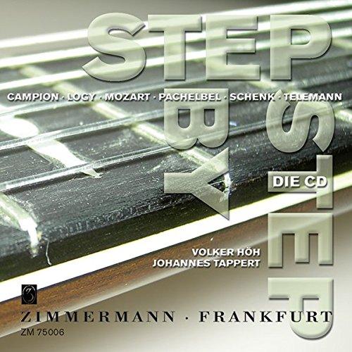 Step by Step: Alle Titel dieser Reihe eingespielt von Johannes Tappert und Volker Höh. CD.