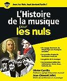 L'Histoire de la musique pour les Nuls...