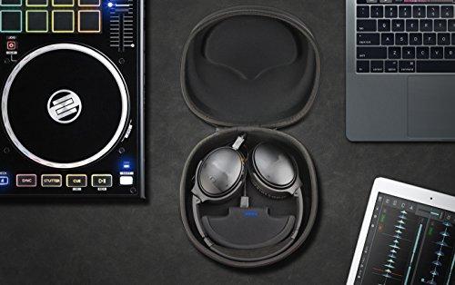 Broonel Kopfhörer Schutztasche Fallbeutel Aufbewahrungstasche tasche / Case mit Powerbank für den Bose QuietComfort 35 - 5