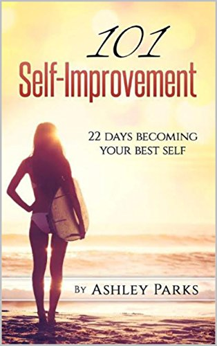 101-self-improvement-22-days-becoming-your-best-self-english-edition