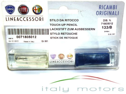 original-alfa-romeo-fiat-lancia-lackstift-blau-farbcode-133-b-2x-8ml-71805012