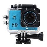icefox® FHD Unterwasser-Action-Kamera, 12MP, 1080P, wasserdichte HD-Kamera mit 170° Weitwinkel,...
