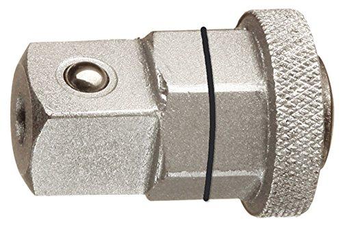 Gedore 7RA-10 Adaptateur 3/8 extérieur pour la clé à anneaux 13 mm, Argent