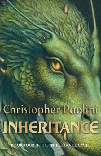 Buchseite und Rezensionen zu 'Inheritance: Book Four (The Inheritance cycle 4) (English Edition)' von Christopher Paolini