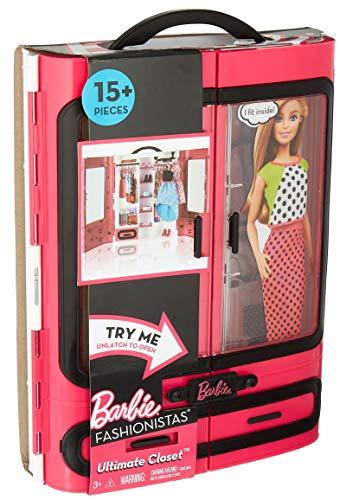 Guardaroba Di Barbie.Barbie Barbie Dmt57 Guardaroba Multicolore Dmt57