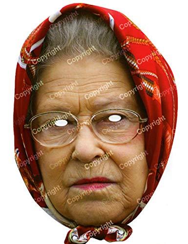 Queen Elizabeth Mask (Maske/Maske)