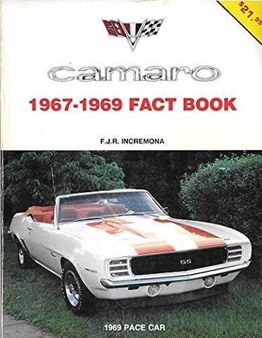 Camaro 1967-1969 Fact Book