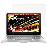 atFolix Folie für HP Pavilion x360 13,3 (2015) Displayschutzfolie - 2 x FX-Antireflex-HD hochauflösende entspiegelnde Schutzfolie