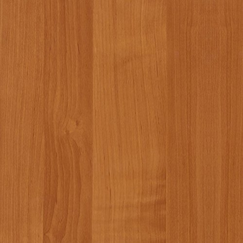 d-c-fix, Folie, Holz, Erle mittel, selbstklebend, 90 cm breit, je lfm (Erle)