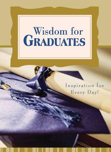 Wisdom for Graduates