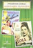 El barbero de Sevilla + Lola de los Puertos [DVD]