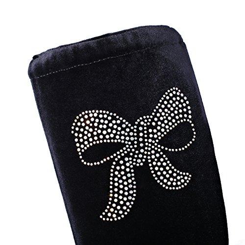 Minitoo - Ballroom donna Black-5.5cm Heel