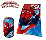 MV16576 Saco de dormir manta Inviernal Spiderman para niños. 140 x 70 cm Marvel. -