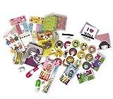 Cute Set de regalo-incluye de accesorios de papelería Rilakkuma Kawaii