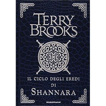 Il Ciclo Degli Eredi Di Shannara: Gli Eredi Di Shannara-Il Druido Di Shannara-La Regina Degli Elfi Di Shannara-I Talismani Di Shannara. Ediz. Lusso