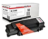 OBV Rebuild Toner ersetzt Kyocera TK-340 / 1T02J00EU0 , Kapazität 12000 Seiten , schwarz, FS-2020D