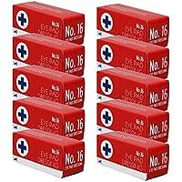 Blue Lion No. Augenkompresse, steril, einzeln verpackt, 16 Stück preisvergleich bei billige-tabletten.eu