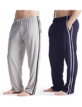 2Pack hombre/Gentlemens pijama U