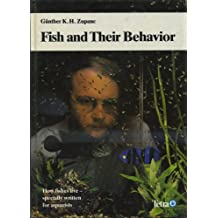 Fish and Their Behavior by Gunther K. H. Zupanc (1991-10-02)