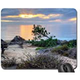 wonderful ocean outlook Mouse Pad, Mousepad (Beaches Mouse Pad)