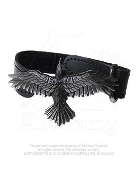 Alchemy Gothic Schwarz Consort Armband