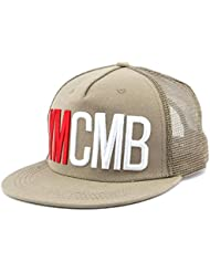 YMCMB - Casquette Trucker YMCMB Marron Sable Homme / Femme
