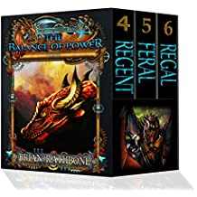 The Balance of Power: Epic Fantasy with Dragons (The World of Godsland Bundle Series Book 2) (English Edition)