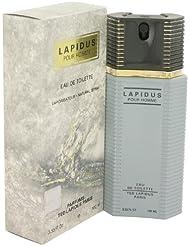 Ted Lapidus - Ted Lapidus pour Hommes - Eau de Toilette - 100ml