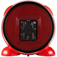 YJSY Calentador Portátil, Calentador Silencioso De Cerámica De PTC De Baja Potencia De ABS,