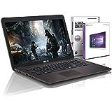 Asus Gaming (17,3 Zoll HD) Notebook (Intel Core i5 6200U, 16GB RAM, 512GB SSD, NVIDIA GeForce 920M 2GB, HDMI, Windows 10) #5221