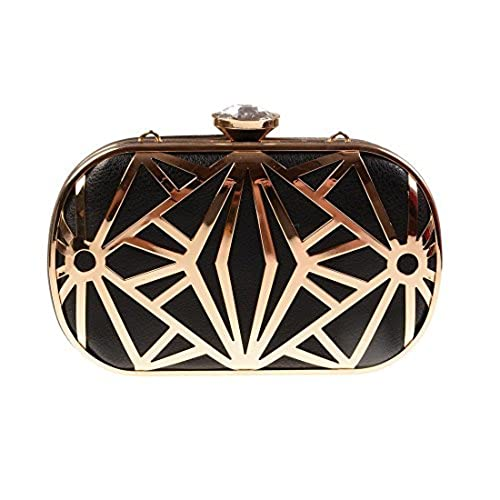 Embrace a glamorous tote bag or shoulder bag for your daily outfit and downsize for evening with an elegant clutch bag or mini bag. SHOULDER BAGS TOTE BAGS CROSS BODY BAGS EVENING BAGS & CLUTCHES MUST HAVE MINI BAGS MADE TO ELLIPSE BLACK/GOLD. $1, Regular Price Sale Price. Quick view. Remove from Wish List Add to Wish List. ELLIPSE.