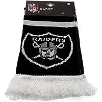 Oakland Raiders Schal - NFL Fanschal Wollschal Fanartikel Fanshop