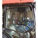 Cortina solar para Tractor 53x53 cm, 2 unidades