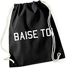 Baise Toi Borsa De Gym Nero Certified Freak