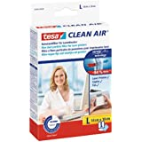 tesa clean air Feinstaubfilter für Laserdrucker, Kopierer und Faxgeräte / Filtert bis zu 94% aller Feinstaubpartikel / Langfristiger, effektiver Schutz / Einfache Anbringung / Größe L