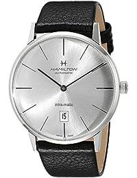 Hamilton Reloj Silver Intra-Matic H38755751