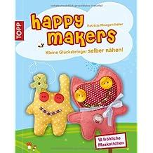Happymakers: Kleine Glücksbringer selber nähen!