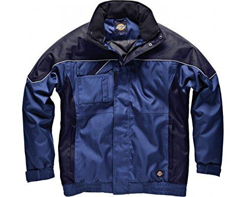 Dickies IN30060 Pilot - Giacca invernale impermeabile, blu, IN30060
