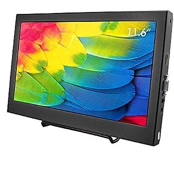 7 Zoll 800x480 1024x600 Isp Bildschirm Diy Monitor Kapazitiven Touchscreen Tft-lcd Hdmi Für Raspberry Pi Optoelektronische Displays Led Displays